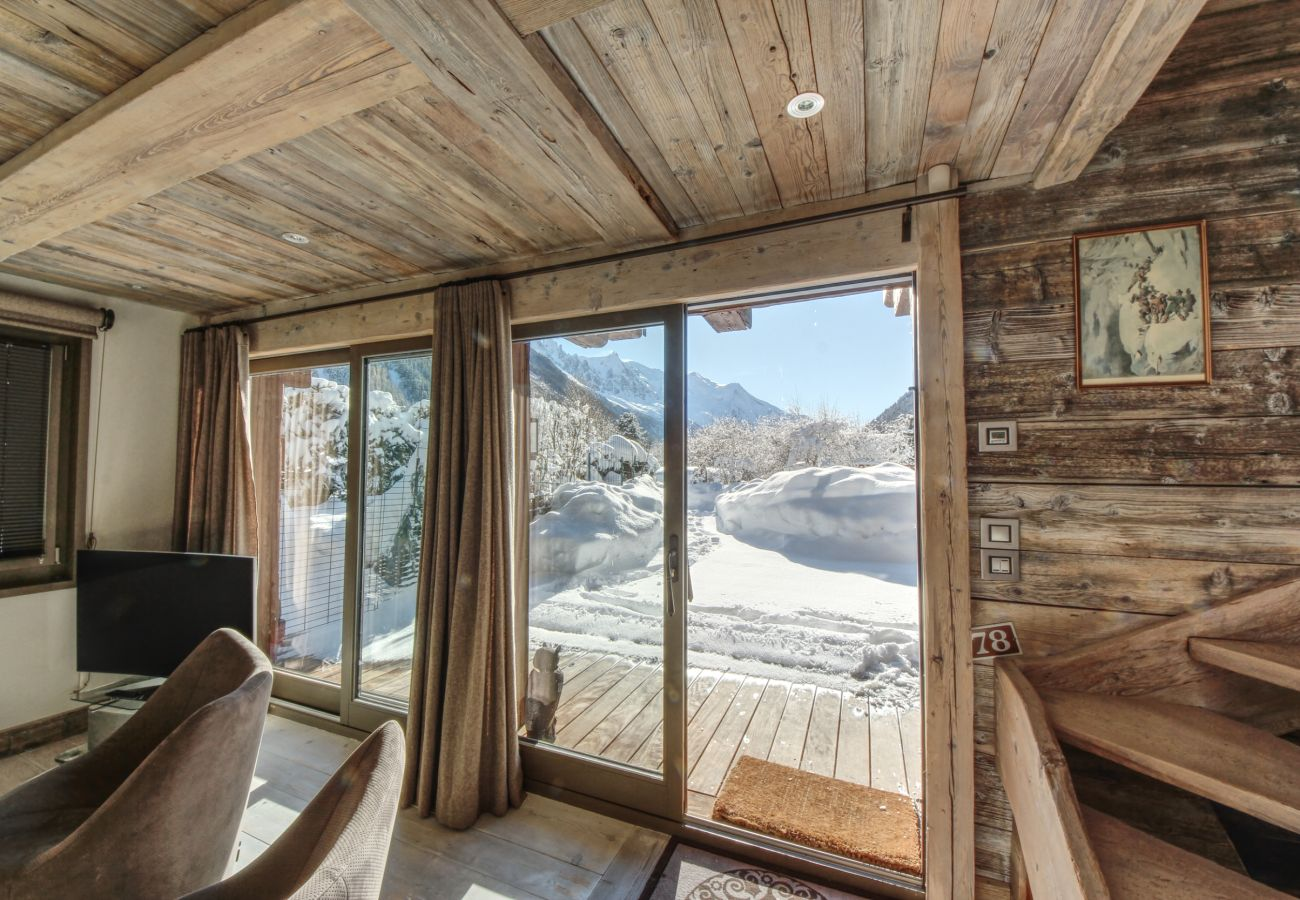 Chalet à Chamonix-Mont-Blanc - Chalet Racca