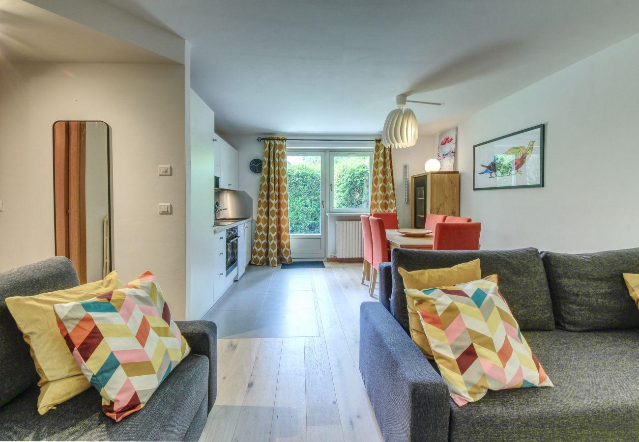 Apartment in Chamonix-Mont-Blanc - Apartment Picasso