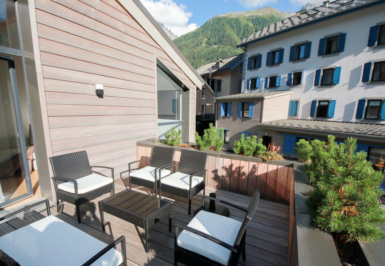 Chalet in Chamonix-Mont-Blanc - Maison des Praz