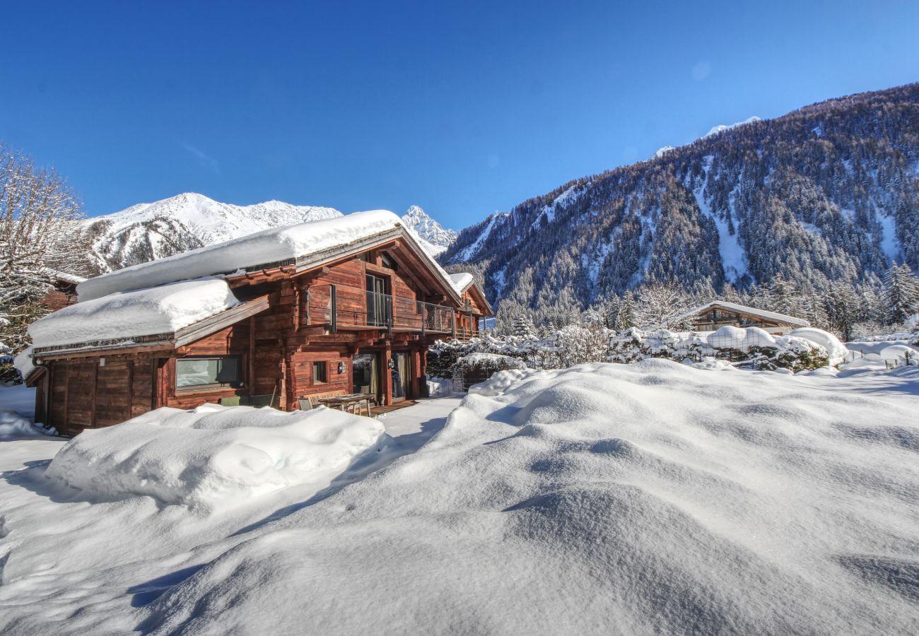 Chalet in Chamonix-Mont-Blanc - Chalet Racca