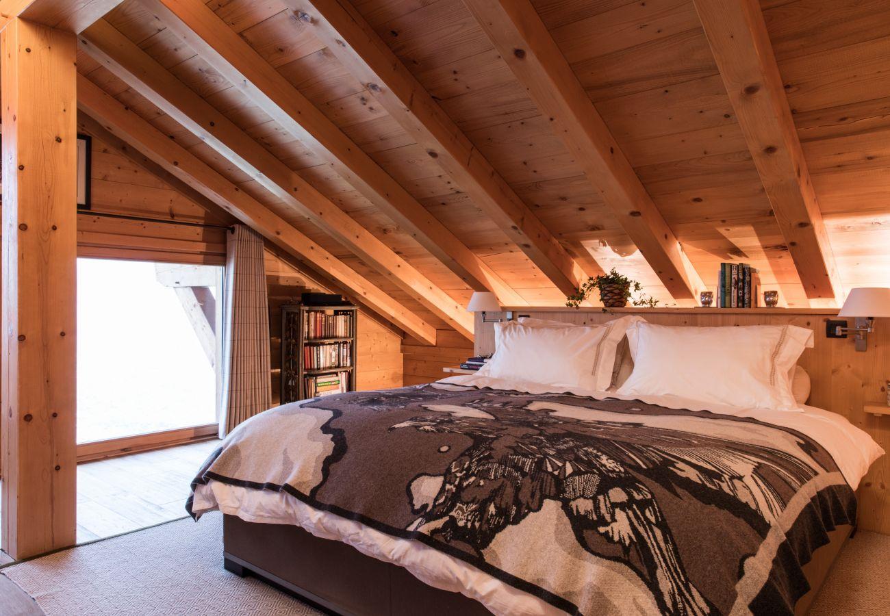 Chalet in Saint-Gervais-les-Bains - Chalet Conca