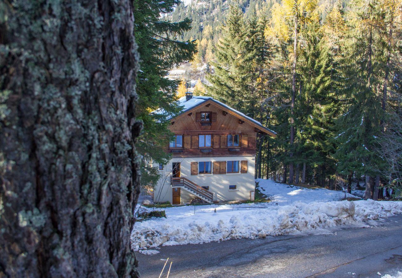 Chalet in Chamonix-Mont-Blanc - Chalet Flocon de Neige