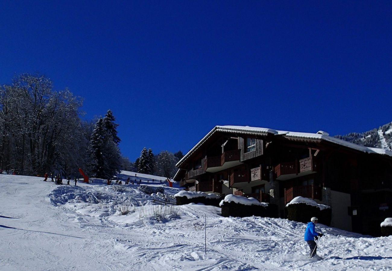 Apartment in Chamonix-Mont-Blanc - Apartment Tete Rousse
