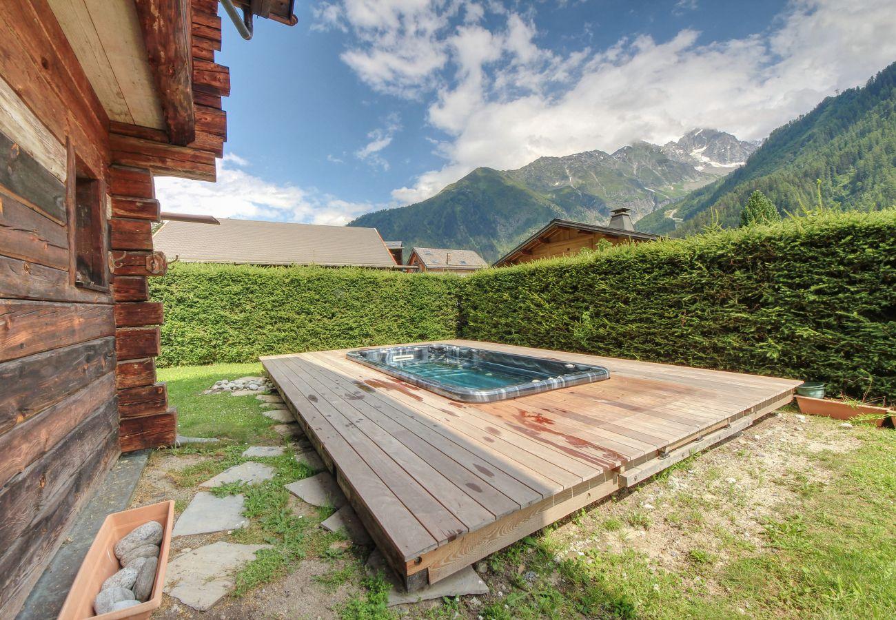 Chalet in Chamonix-Mont-Blanc - Chalet Milano